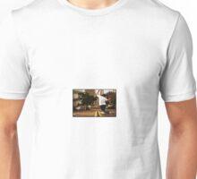 boarding the boardwalk Unisex T-Shirt