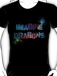 Imagine Dragons Splatter T-Shirt