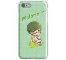 Chibi Midorin ~ iPhone Case/Skin