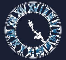 Final Fantasy - Final Hour (blue) Kids Tee