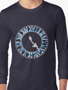 Final Fantasy - Final Hour (blue) Long Sleeve T-Shirt