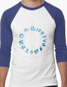 Final Fantasy - Final Hour (blue) Men's Baseball ¾ T-Shirt