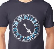 Final Fantasy - Final Hour (blue) Unisex T-Shirt
