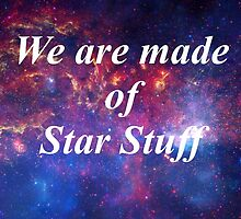 we are made of star stuff by castielovers