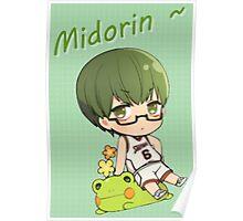 Chibi Midorin ~ Poster