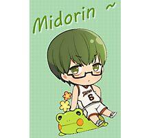 Chibi Midorin ~ Photographic Print