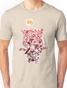 Final Fantasy Moogle-verse (red) Unisex T-Shirt