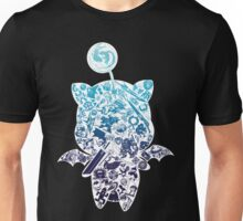 Final Fantasy Moogle-verse (blue) Unisex T-Shirt