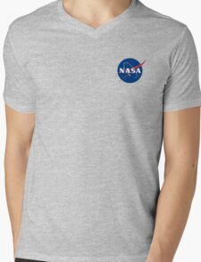 space yo Mens V-Neck T-Shirt