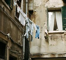 Washing Line by Jono Hewitt