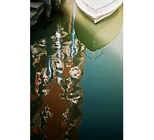 Canal Reflections Photographic Print