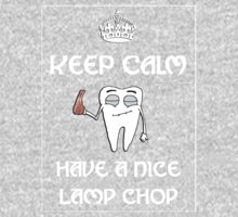 Keep Calm and Have a Nice Lamp Chop One Piece - Short Sleeve