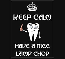 Keep Calm and Have a Nice Lamp Chop Unisex T-Shirt