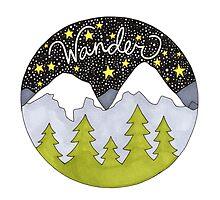Wanderlust by RachelKay