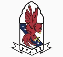 VFA-22 Fighting Redcocks One Piece - Short Sleeve