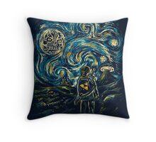 Hylian Night Throw Pillow