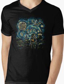 Hylian Night Mens V-Neck T-Shirt