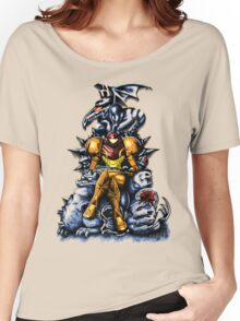 Metroid - The Huntress' Throne Women's Relaxed Fit T-Shirt