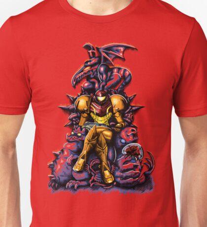 Metroid - The Huntress' Throne -Gaming Unisex T-Shirt