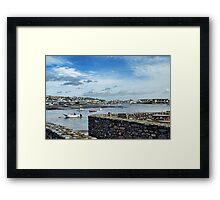 Sheldon. Devon UK Framed Print