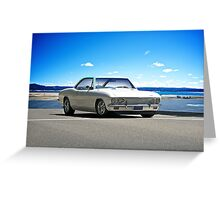 1965 Corvair 'Corsa Turbo' II Greeting Card
