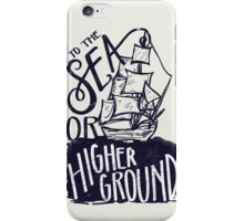 Ship iPhone case iPhone Case/Skin