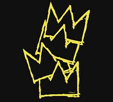 Stacked Crowns Yellow  Hoodie