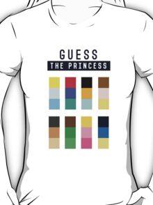 Guess the princess disney T-Shirt