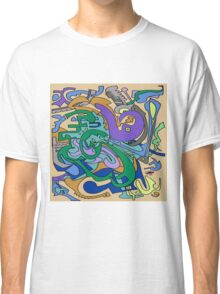 Funky works Classic T-Shirt