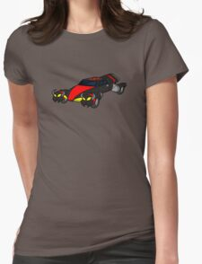 Dr Claws Madmobile Womens Fitted T-Shirt