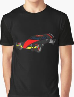 Dr Claws Madmobile Graphic T-Shirt