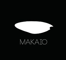Makaio Orca Eyepatch by One-Drop