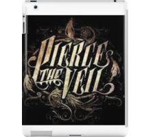 Pierce The Veil Merch iPad Case/Skin