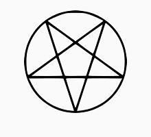 Satanic Black Pentagram T-Shirt