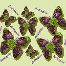Butterflies by CarolM