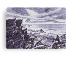 Ilfracombe, North Devon Canvas Print