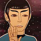 Long Live Spock by Stolensouljess