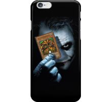Joker Summons Exodia iPhone Case/Skin
