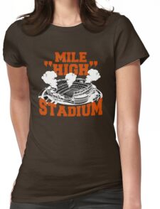 High Stadium Womens Fitted T-Shirt