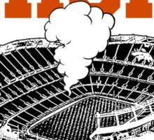 High Stadium Sticker