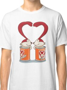 Canned Bunny Love Classic T-Shirt