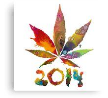 Legalize 2014! Metal Print