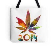 Legalize 2014! Tote Bag
