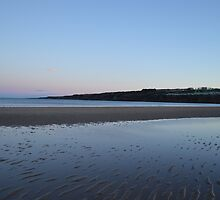 Tinted East Sands by Adrian Wale