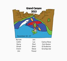 Grand Canyon 2013 with names T-Shirt