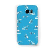 Surfer girls Samsung Galaxy Case/Skin