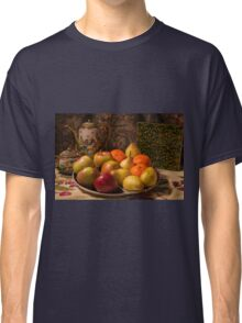 Still life - bowl of fruit. Classic T-Shirt