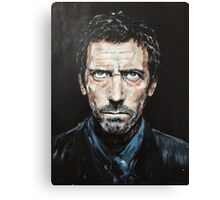 Hugh Laurie Canvas Print