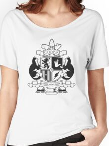 Cooper Coat of Arms (Monochrome Edition) Women's Relaxed Fit T-Shirt
