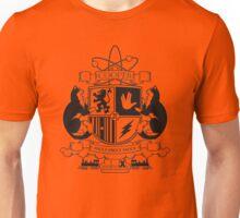 Cooper Coat of Arms (Monochrome Edition) Unisex T-Shirt